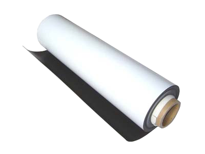 Magnetic Rolls with Adhesive